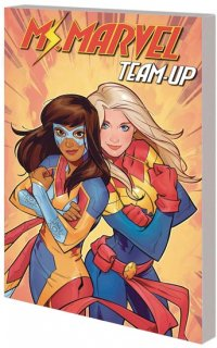 MS MARVEL TEAM-UP TP【再入荷】