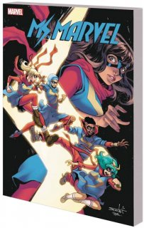 MS MARVEL TP VOL 09 TEENAGE WASTELAND【再入荷】