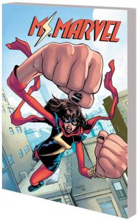 MS MARVEL TP VOL 10 TIME AND AGAIN【再入荷】