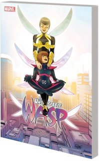 UNSTOPPABLE WASP TP VOL 02 AGENTS OF GIRL【再入荷】