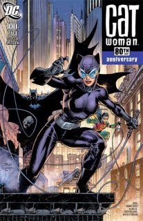 CATWOMAN 80TH ANNIV 100 PAGE SUPER SPECT #1 2000S JIM LEE VA