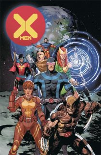 X-MEN BY JONATHAN HICKMAN TP VOL 01