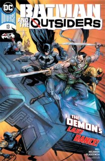 BATMAN AND THE OUTSIDERS #13