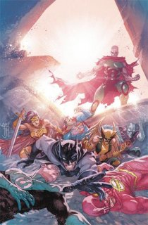 JUSTICE LEAGUE TP VOL 05 JUSTICE DOOM WAR