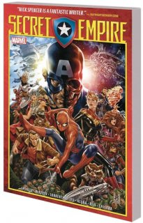 SECRET EMPIRE TP【再入荷】