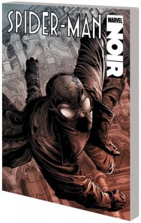 SPIDER-MAN NOIR COMPLETE COLLECTION TP【再入荷】