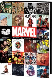 MARVEL HIP HOP COVERS HC VOL 01【再入荷】