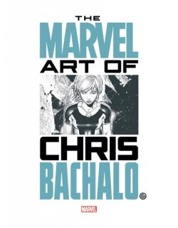 MARVEL MONOGRAPH TP ART OF CHRIS BACHALO【再入荷】