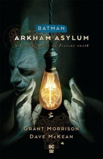 BATMAN ARKHAM ASYLUM NEW EDITION TP