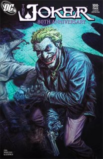 JOKER 80TH ANNIV 100 PAGE SUPER SPECT #1 2000S LEE BERMEJO VAR ED【再入荷】