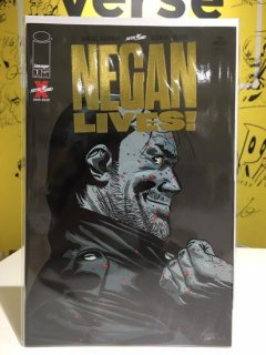 NEGAN LIVES #1 GOLD VAR