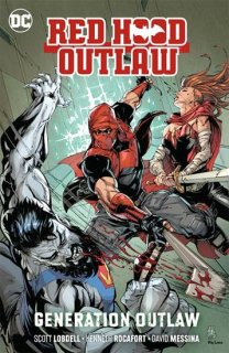 RED HOOD OUTLAW TP VOL 03 GENERATION OUTLAW