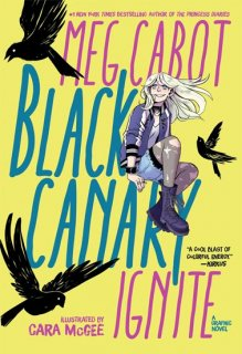 BLACK CANARY IGNITE TP DC ZOOM【再入荷】