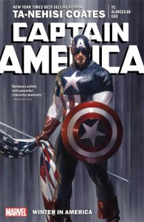 CAPTAIN AMERICA TP VOL 01 WINTER IN AMERICA【再入荷】
