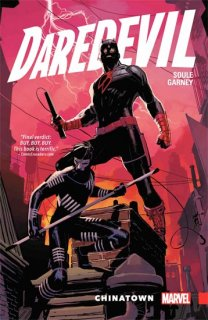 DAREDEVIL BACK IN BLACK TP VOL 01 CHINATOWN【再入荷】