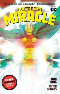 MISTER MIRACLE TP【再入荷】