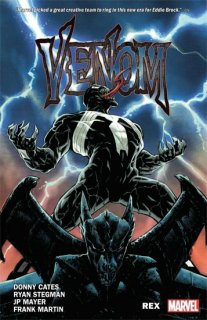 VENOM BY DONNY CATES TP VOL 01 REX【再入荷】