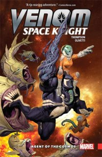 VENOM SPACE KNIGHT TP VOL 01 AGENT OF COSMOS【再入荷】