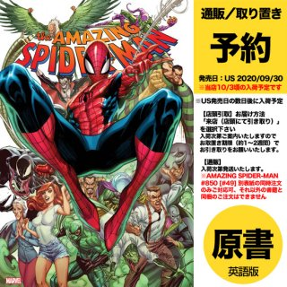 【予約】AMAZING SPIDER-MAN #850 [#49] JS CAMPBELL VAR(US2020年09月30日発売予定)