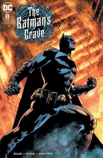 BATMANS GRAVE #8 (OF 12)