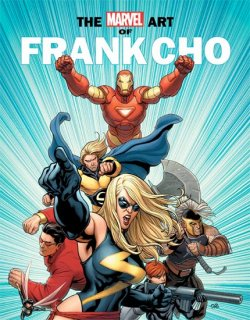 MARVEL MONOGRAPH TP ART OF FRANK CHO