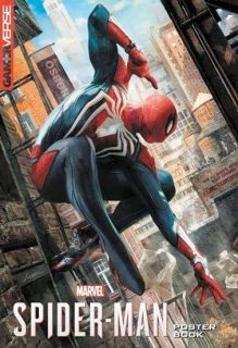 MARVELS SPIDER-MAN POSTER BOOK TP