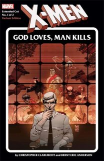 X-MEN GOD LOVES MAN KILLS EXTENDED CUT #1 (OF 2) CAMUNCOLI V