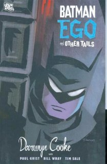 BATMAN EGO AND OTHER TAILS TP【再入荷】