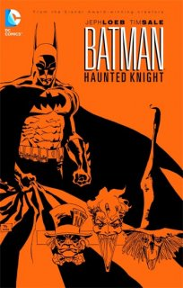 BATMAN HAUNTED KNIGHT TP【再入荷】