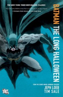 BATMAN THE LONG HALLOWEEN TP【再入荷】