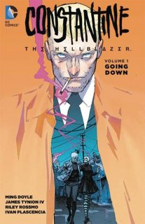 CONSTANTINE THE HELLBLAZER TP VOL 01 GOING DOWN【再入荷】