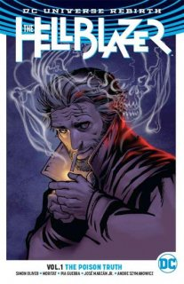 HELLBLAZER TP VOL 01 THE POISON TRUTH (REBIRTH)【再入荷】