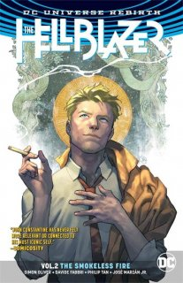 HELLBLAZER TP VOL 02 THE SMOKELESS FIRE (REBIRTH)【再入荷】