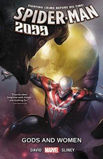 SPIDER-MAN 2099 TP VOL 04 GODS AND WOMEN【再入荷】