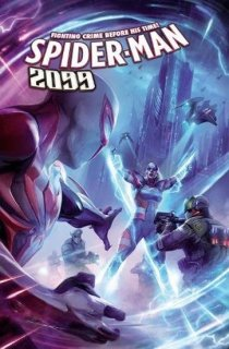 SPIDER-MAN 2099 TP VOL 05 CIVIL WAR II【再入荷】