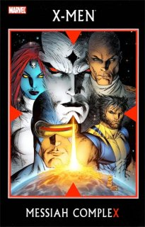 X-MEN TP MESSIAH COMPLEX【再入荷】