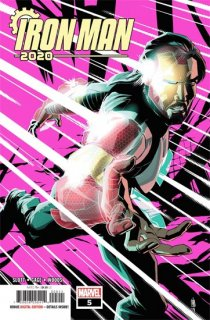 IRON MAN 2020 #5 (OF 6)