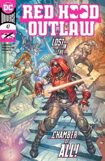 RED HOOD OUTLAW #47