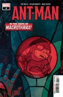 ANT-MAN #4 (OF 5)