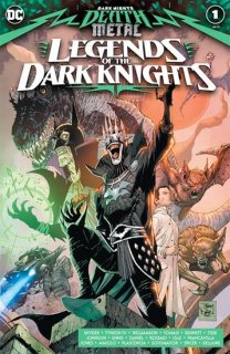 DARK NIGHTS DEATH METAL LEGENDS OT DARK KNIGHTS #1
