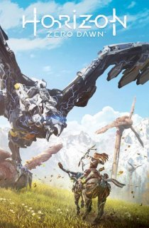 HORIZON ZERO DAWN #1 CVR B GAME ART WRAP