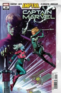 CAPTAIN MARVEL #19 EMP【遅延入荷】