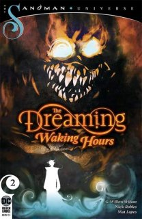 DREAMING WAKING HOURS #2