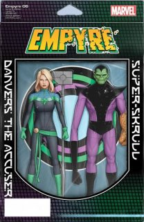 EMPYRE #6 (OF 6) CHRISTOPHER ACTION FIGURE VAR