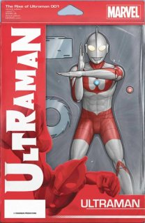 RISE OF ULTRAMAN #1 (OF 5) CHRISTOPHER ACTION FIGURE VAR