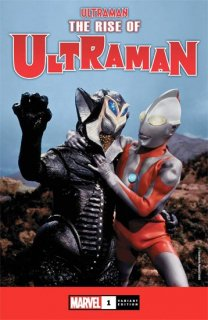 RISE OF ULTRAMAN #1 (OF 5) CLASSIC PHOTO VAR