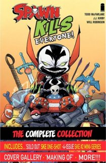 SPAWN KILLS EVERYONE COMP COLL TP VOL 01【再入荷】