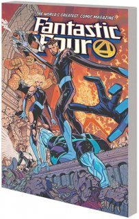 FANTASTIC FOUR TP VOL 05 POINT OF ORIGIN