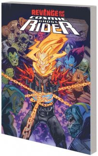 REVENGE OF COSMIC GHOST RIDER TP