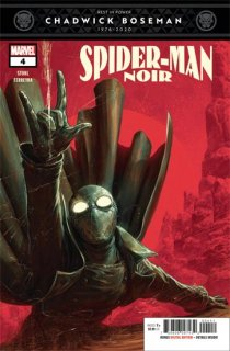 SPIDER-MAN NOIR #4 (OF 5)